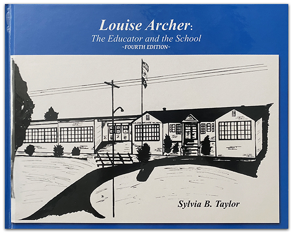 Photograph of the cover of Louise Archer – The Educator and the School.